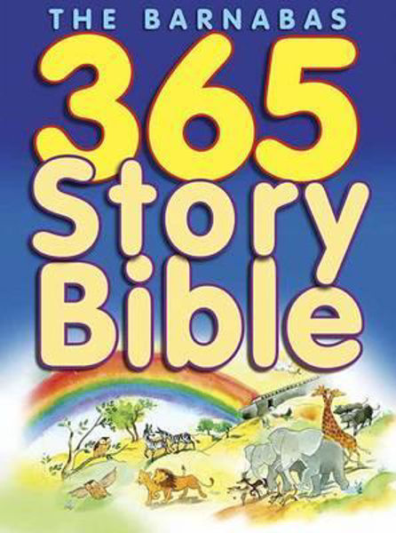 Picture of THE BARNABAS 365 STORY BIBLE