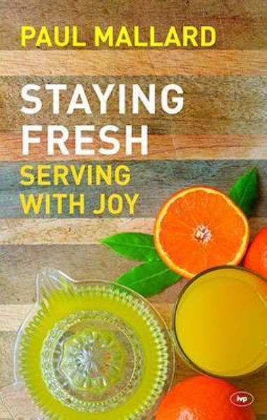 Picture of STAYING FRESH Serving with Joy