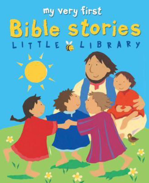 Picture of MY VERY FIRST BIBLE STORIES Little Library