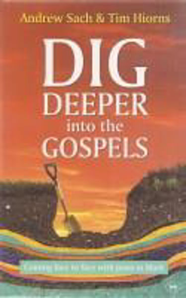 Picture of DIG DEEPER into the GOSPELS