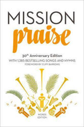 Picture of MISSION PRAISE 30th Anniversary WORDS
