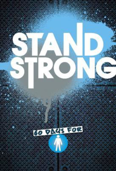Picture of STAND STRONG Boys 60 days Devotional