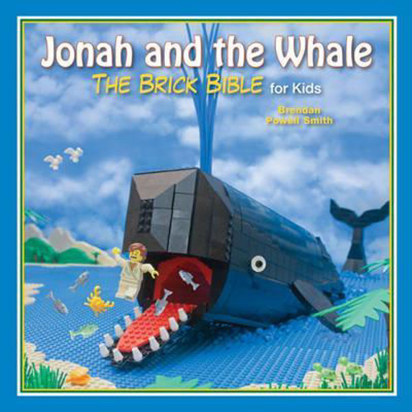 Picture of THE BRICK BIBLE/Jonah and the Whale