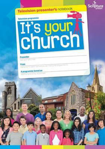 Picture of IT'S YOUR CHURCH single copy
