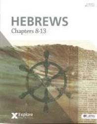 Picture of EXPLORE THE BIBLE/HEBREWS 8-13
