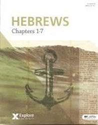 Picture of EXPLORE THE BIBLE/HEBREWS 1-7