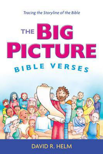 Picture of THE BIG PICTURE BIBLE VERSES