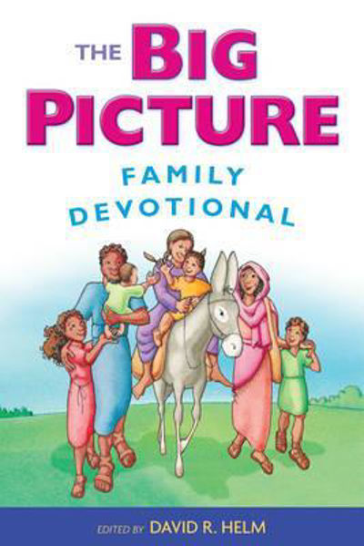 Picture of THE BIG PICTURE FAMILY DEVOTIONAL
