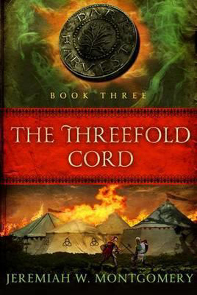 Picture of THE DARK HARVEST/#3 The Threefold Cord