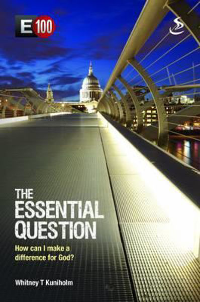 Picture of E100 THE ESSENTIAL QUESTION