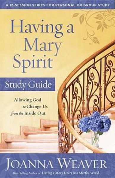 Picture of HAVING A MARY SPIRIT Study Guide