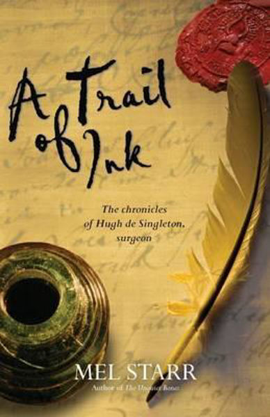 Picture of CHRONICLE SINGLETON/#3 A Trail of Ink
