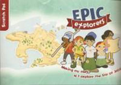 Picture of CE/ EPIC EXPLORERS Scratch Pad