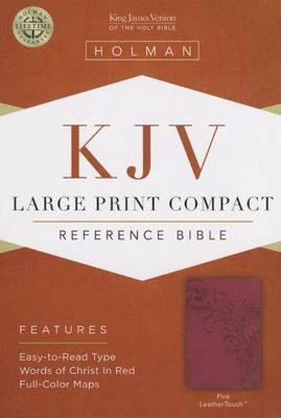 Picture of KJV B&H LP COMPACT Reference Pink LeatherTouch