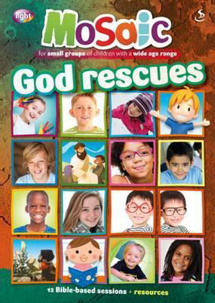 Picture of MOSAIC/God rescues