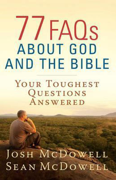 Picture of 77 FAQS ABOUT GOD and the BIBLE