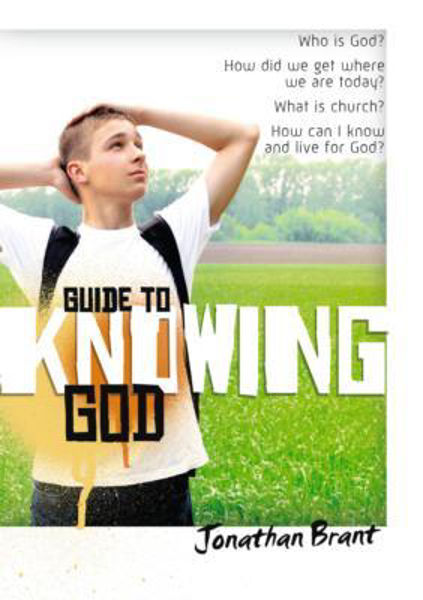 Picture of GUIDE TO KNOWING GOD