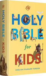 Picture of ESV HOLY BIBLE FOR KIDS Hardback