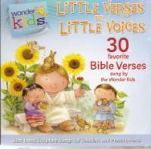 Picture of LITTLE VERSES FOR LITTLE VOICES CD