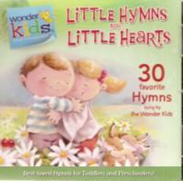 Picture of LITTLE HYMNS FOR LITTLE HEARTS CD