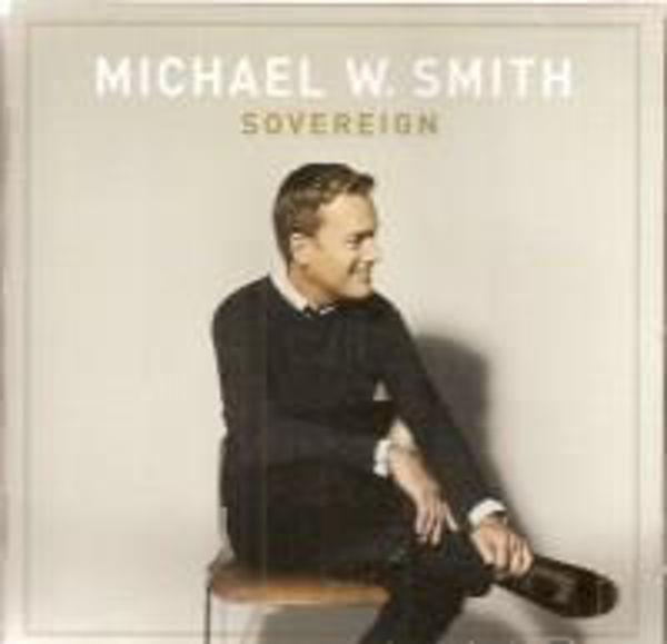 Picture of SOVEREIGN CD Michael W Smith