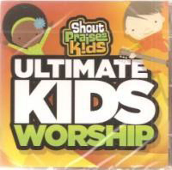 Picture of ULTIMATE KIDS WORSHIP CD