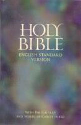 Picture of ESV Bible society PAPERBACK