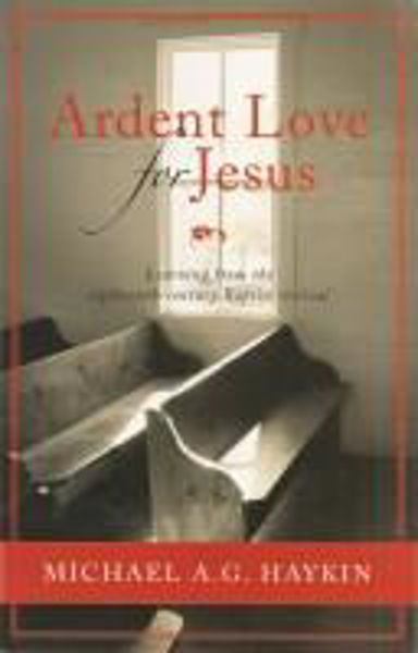 Picture of ARDENT LOVE FOR JESUS