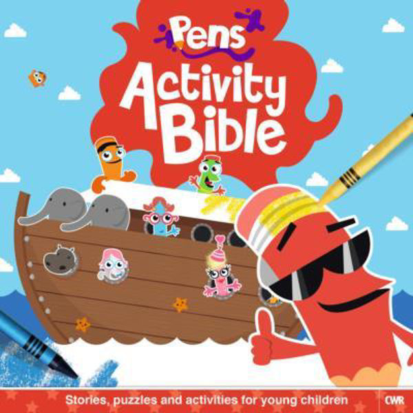 Picture of PENS ACTIVITY BIBLE