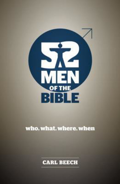 Picture of THE MANUAL SPECIAL: 52 MEN OF THE BIBLE