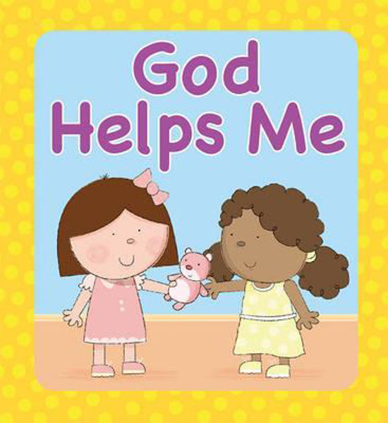 Picture of GOD HELPS ME