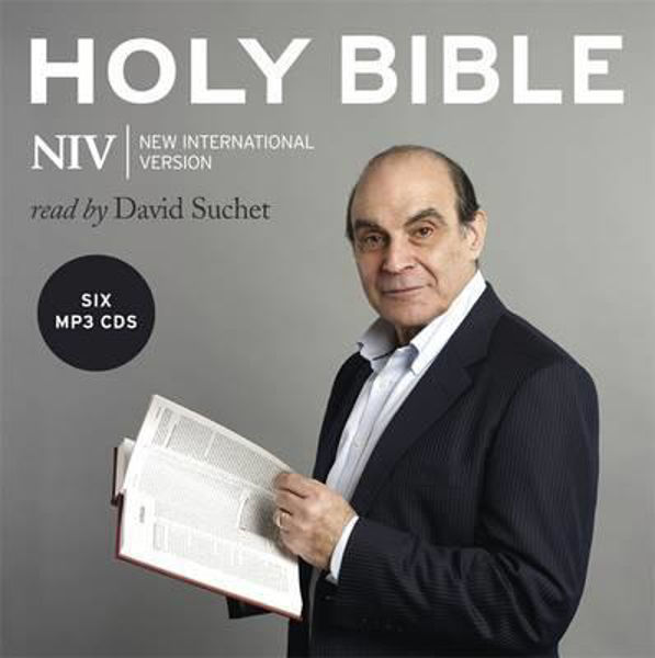 Picture of NIV 2011 AUDIO BIBLE MP3 CD