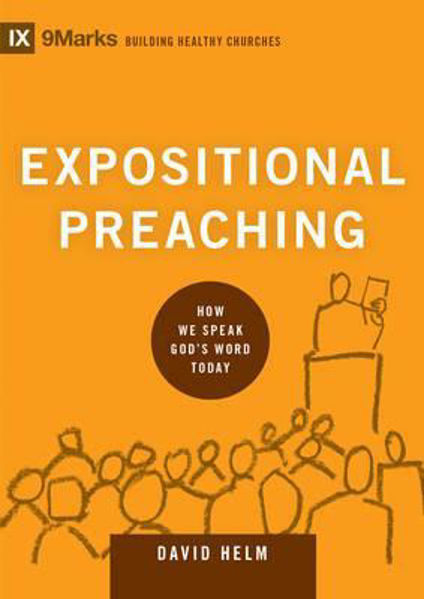 Picture of 9Marks: EXPOSITIONAL PREACHING