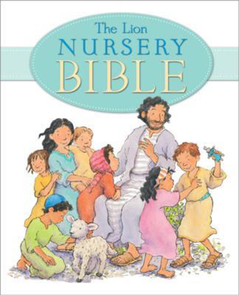 Picture of THE LION NURSERY BIBLE