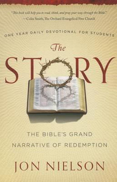 Picture of THE STORY 365 Devotional for Students