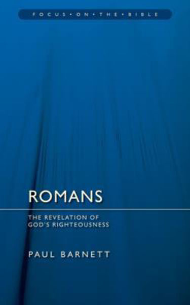 Picture of FOCUS ON THE BIBLE/ROMANS