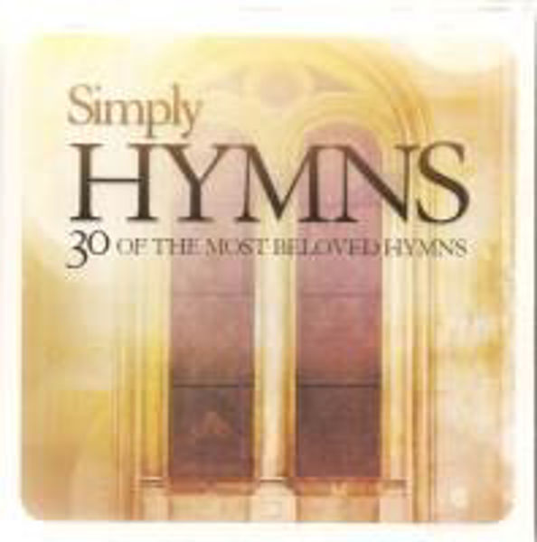 Picture of SIMPLY HYMNS/30 MOST BELOVED 2 CDs