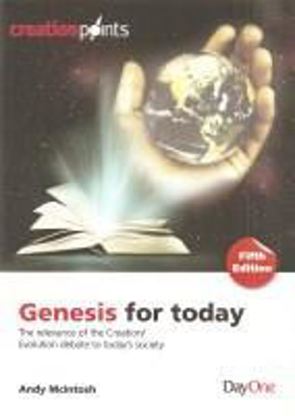 Picture of GENESIS FOR TODAY 5TH Edition