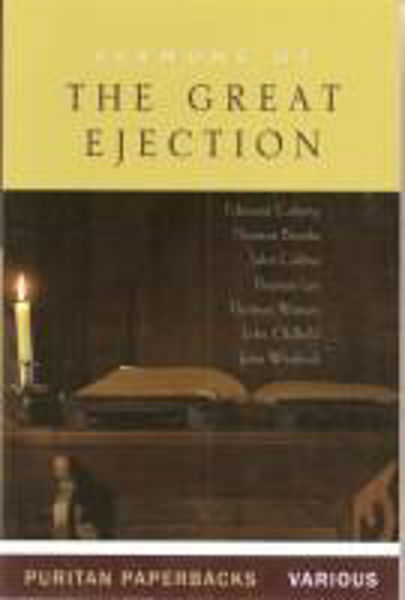 Picture of SERMONS OF THE GREAT EJECTION Puritan Paperback
