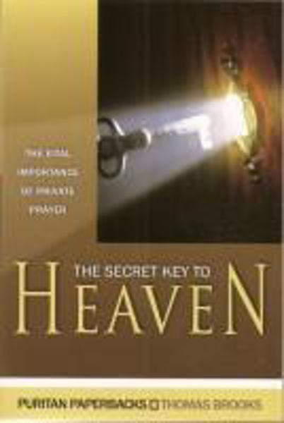 Picture of THE SECRET KEY TO HEAVEN Puritan Paperback