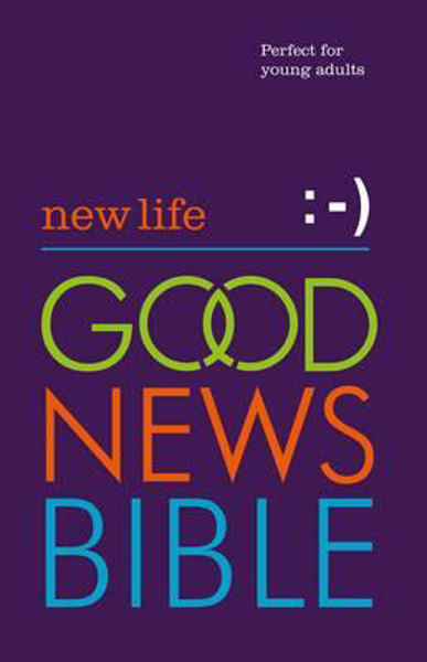 Picture of GOOD NEWS NEW LIFE BIBLE 2014 Hardback