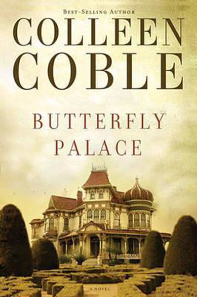Picture of BUTTERFLY PALACE novel