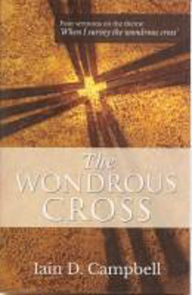 Picture of THE WONDROUS CROSS