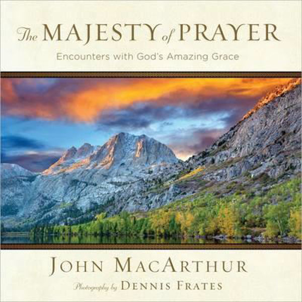 Picture of THE MAJESTY OF PRAYER
