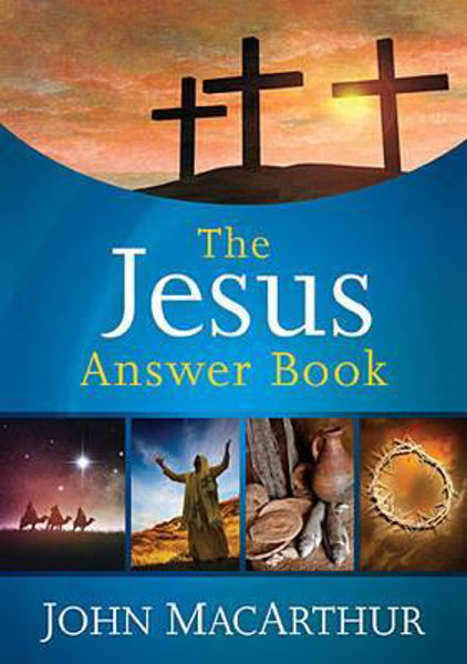 Picture of THE JESUS ANSWER BOOK