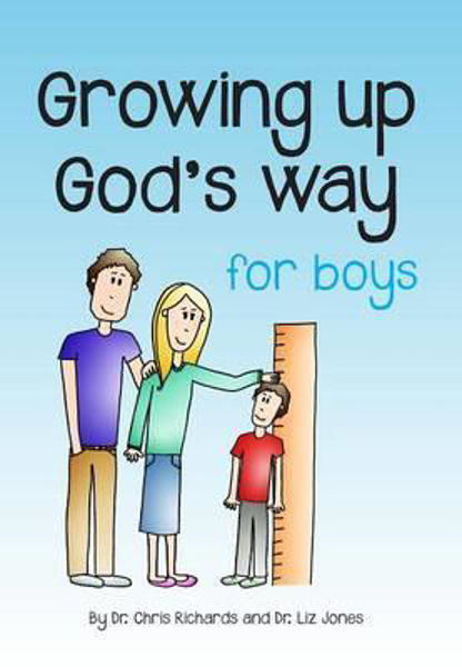 Picture of GROWING UP GOD'S WAY FOR BOYS