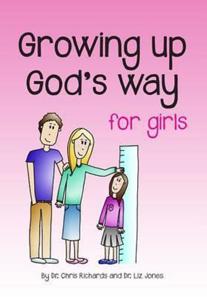 Picture of GROWING UP GOD'S WAY FOR GIRLS
