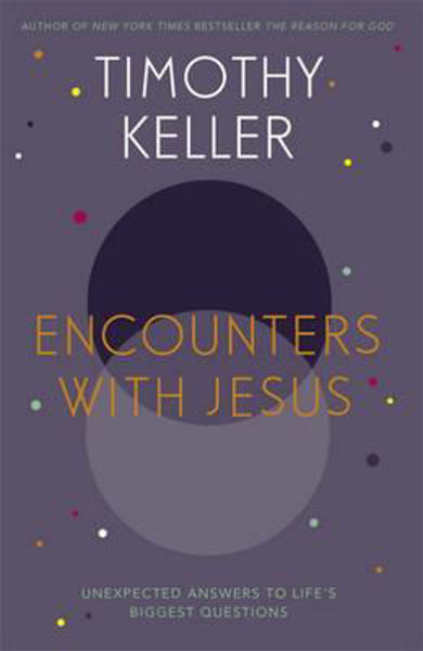 Picture of ENCOUNTERS WITH JESUS Hardcover