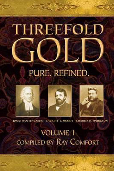 Picture of THREEFOLD GOLD/#1 Volume 1 Edwards Spurgeon & Moody