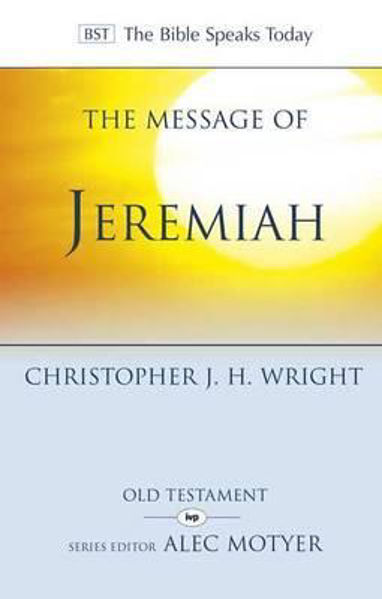 Picture of BST/THE MESSAGE OF JEREMIAH